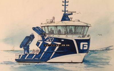 Ny designkontrakt for Møre Maritime